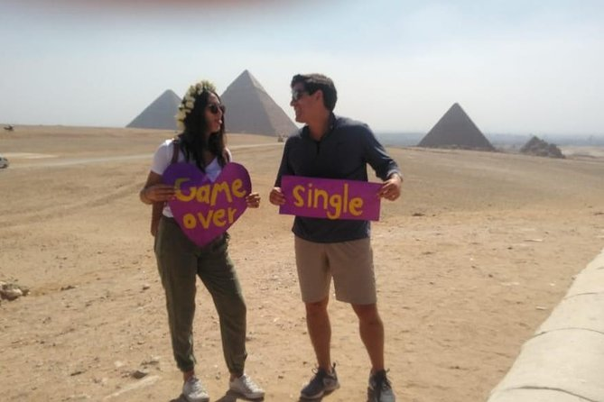 2 Days Tour, Cairo&Luxor( Domestic flight,Lunch,Entrance Fees&Camel are included