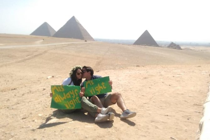 2 Days Tour, Cairo&Luxor ( Domestic flight,Camel ride & all fees are included )