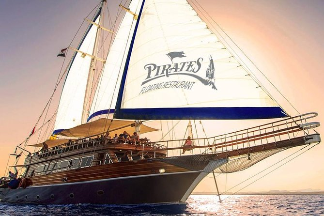 Sun Set Pirates Boat VIP & Sea Food Diner & Live Band -sharm el Sheikh
