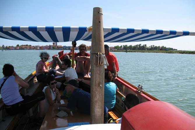 Private tour with traditional boat