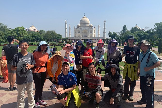 Private Taj Mahal tour from Delhi by car