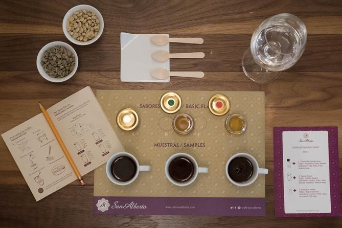 Coffee Cupping Private Tour (5 Hrs.)