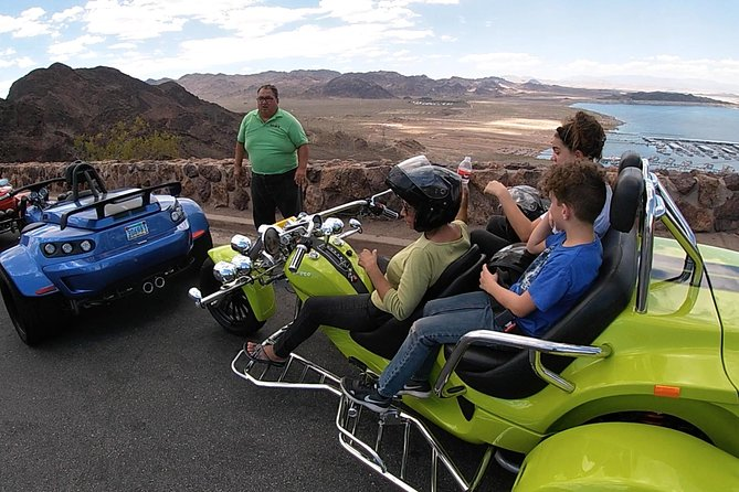 Hoover Dam Trike Tour photo 43