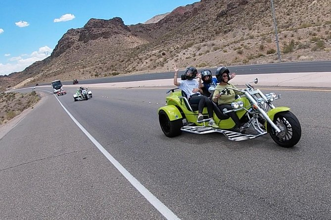 Hoover Dam Trike Tour photo 12