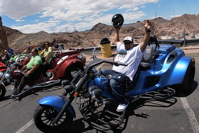 Hoover Dam Trike Tour photo 20