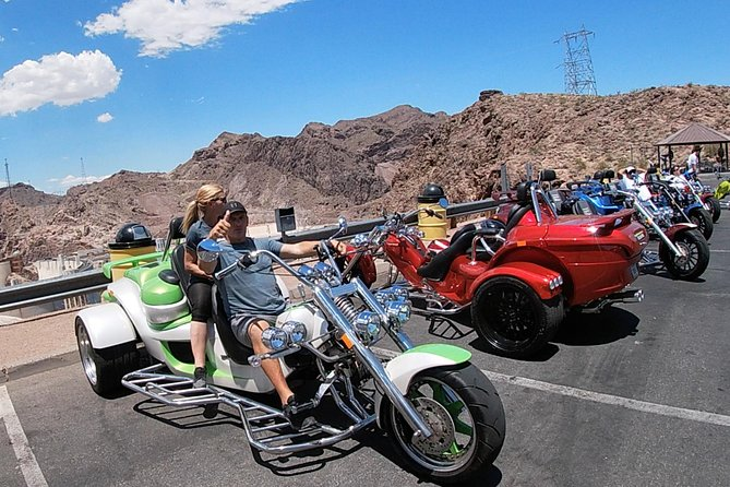Hoover Dam Trike Tour photo 2