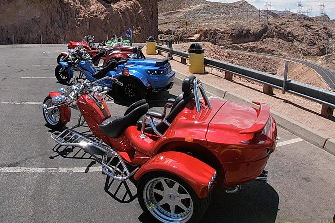 Hoover Dam Trike Tour photo 35