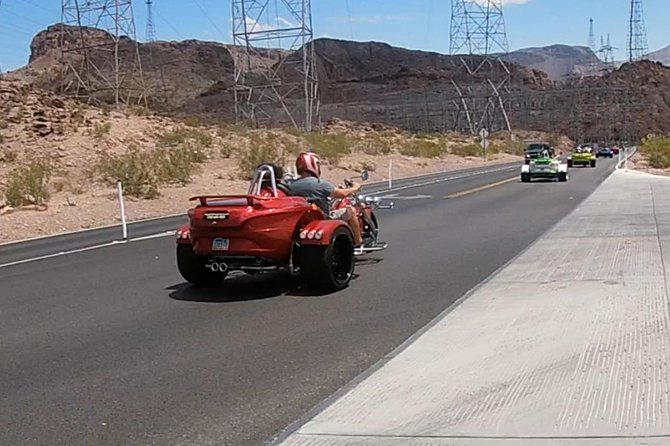 Hoover Dam Trike Tour photo 41