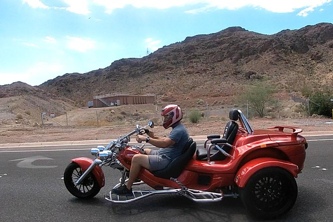 Hoover Dam Trike Tour photo 39