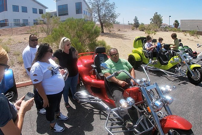 Hoover Dam Trike Tour photo 27