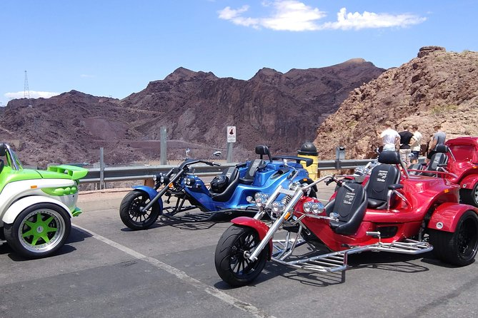 Hoover Dam Trike Tour photo 37