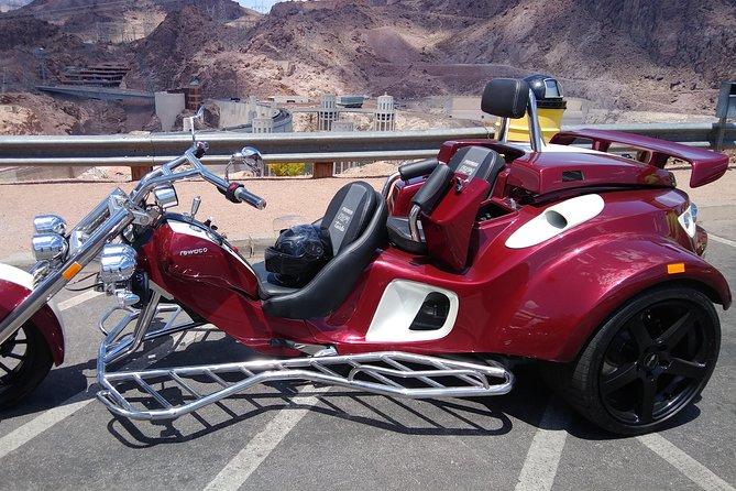 Hoover Dam Trike Tour photo 42