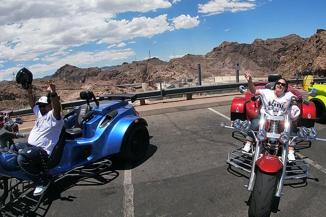 Hoover Dam Trike Tour photo 24