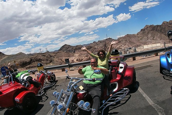 Hoover Dam Trike Tour photo 23