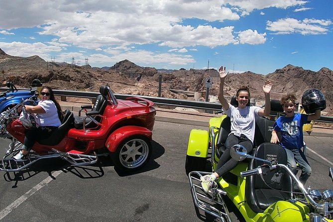 Hoover Dam Trike Tour photo 22