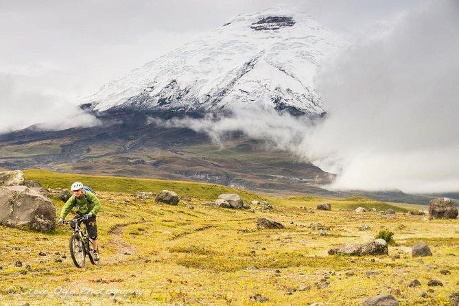 Mountain Biking & Spa on Cotopaxi Area (Private Full Day)