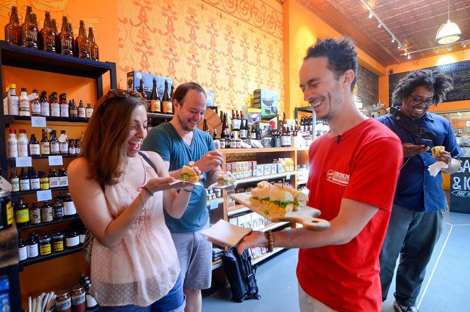 Shared 3 Hours Local Flavors of Brooklyn Small-Group Walking Tour
