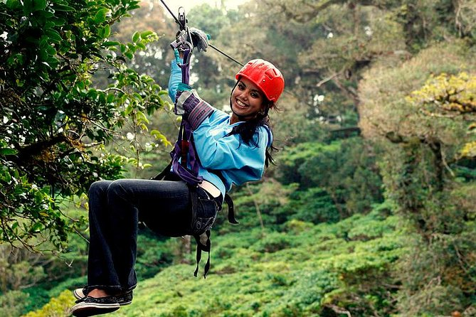 Canopy Tour Plus Walk in Monteverde Cloud Forest