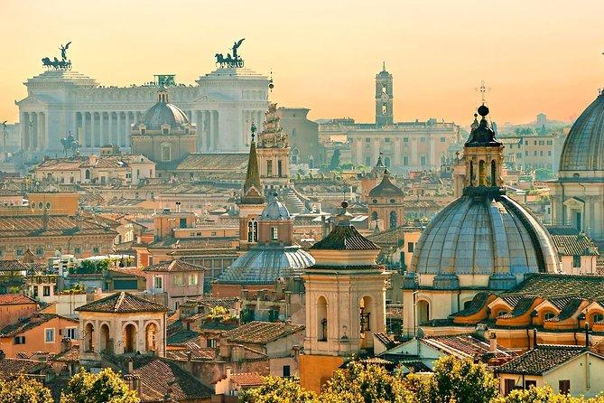Rome Shore Excursion from Civitavecchia Cruise Port