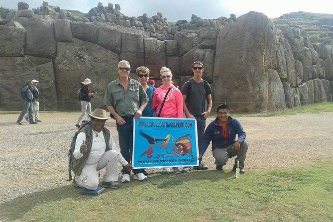 (H) Cusco 04 Days: City Tour - Sacred Valley - MachuPicchu (Group Tour)
