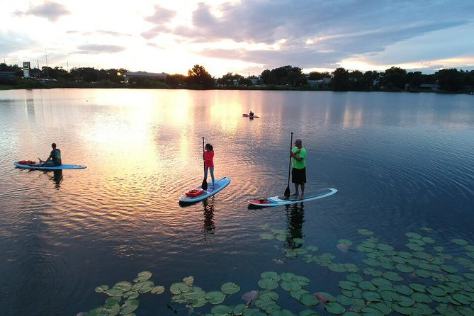 Sunset SUP or Kayak in Orlando photo 2