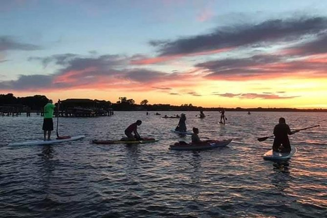 Sunset SUP or Kayak in Orlando photo 1