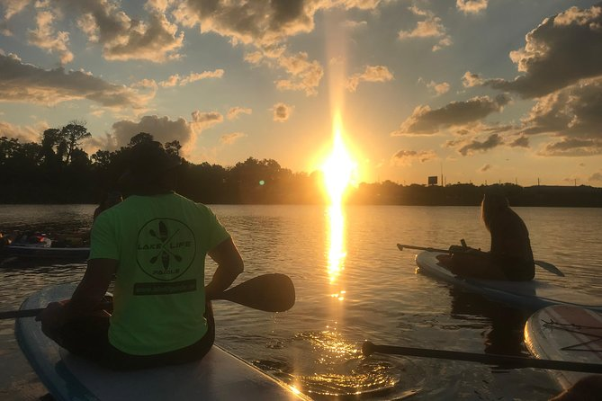 Sunset SUP or Kayak in Orlando photo 6