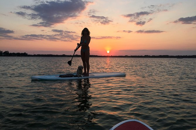 Sunset SUP or Kayak in Orlando photo 4