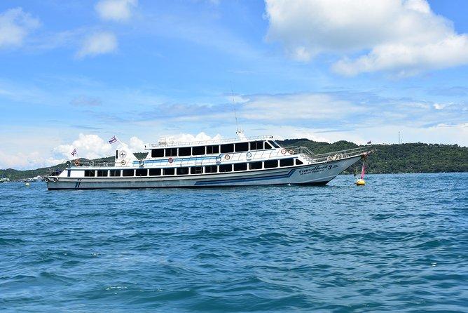 Railay Beach to Phuket by Ao Nang Princess Ferry