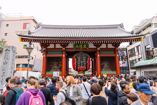 Personalize private Tokyo tour with well experience VIP tour guide