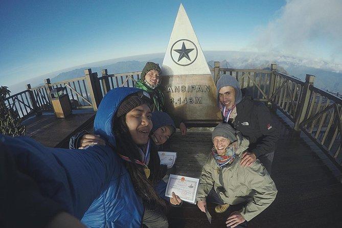 2 Days Fansipan Trekking