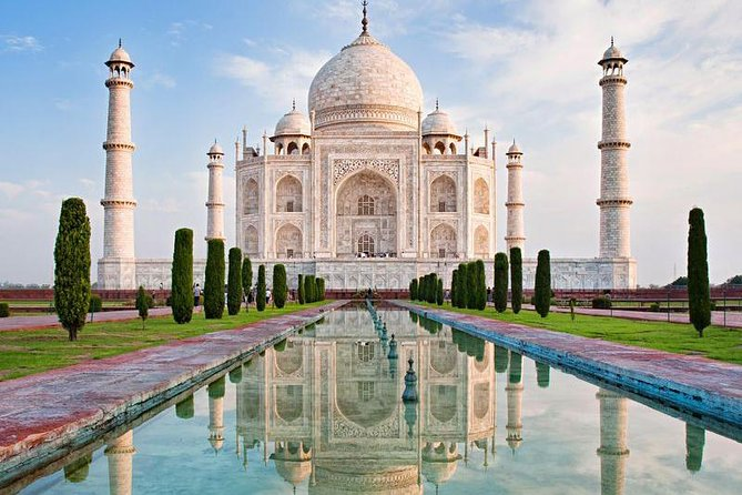 4 Days Private Luxury Golden Triangle Tour to Jaipur and Agra from Delhi photo 1