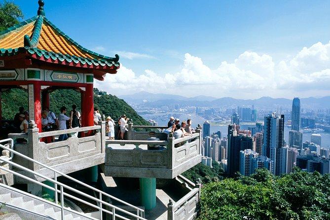 Orientación de la isla de Hong Kong