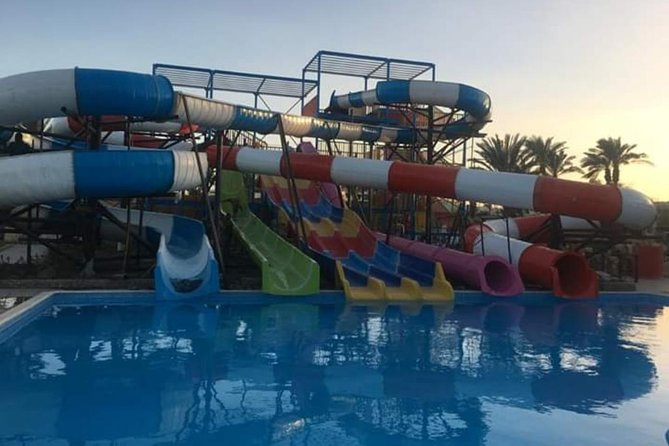 Aqua park in hurghada photo 1