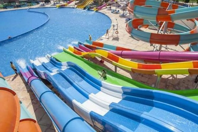 Aqua park in hurghada photo 4