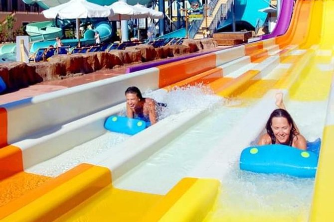 Aqua park in hurghada photo 2