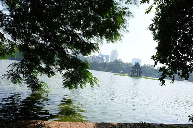 Half day private car &guide (Ha Noi City)