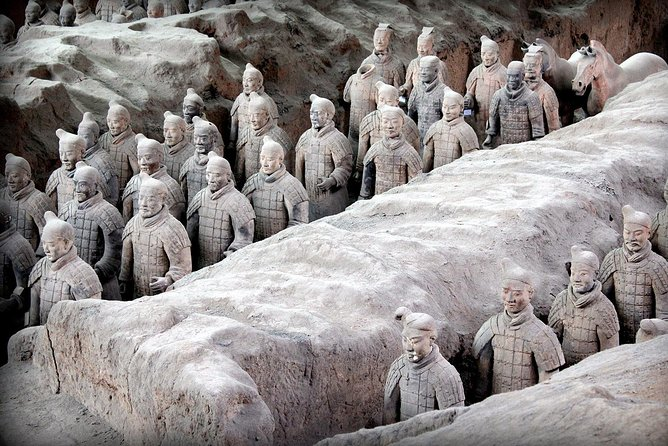 Half-day Mini Group Xi'an Tour to Terracotta Warriors, 1 to 9 Guests, No Shops