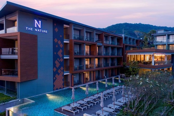 PHUKET Paradise: 4 days 3 nights The Nature Phuket with 3 Tours (5 Stars Hotel)