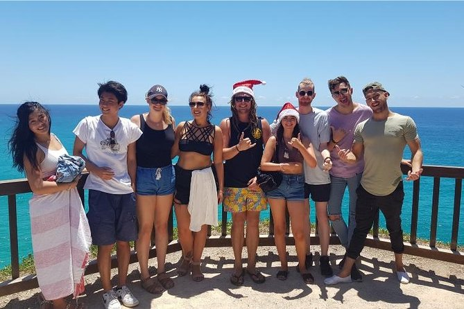 Full-Day Tour to North Stradbroke Island from Brisbane