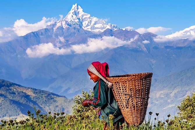 Private Full-Day Hike in the Annapurna Foothills in Pokhara
