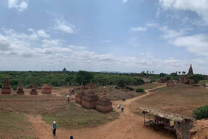 Unforgettable Bagan Full Day Tour (8 hours)