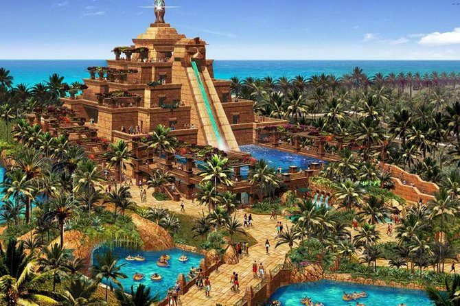 Atlantis Water Park with Transfers by Lexus ES 350 Or Mercedes Viano