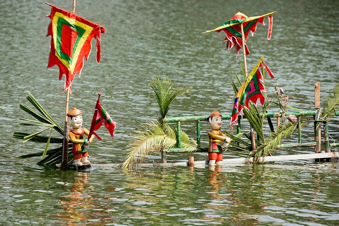 Hanoi City Tour & Water Puppet Show – Full Day