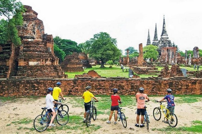 Bangkok - Ancient City Tour & Bicycle Riding (ORGANIZED ON MON, WED, FRI)