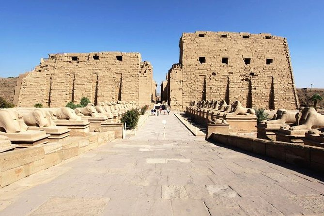 Half Day tour in Luxor East Bank - Karnak and Luxor Temple photo 4