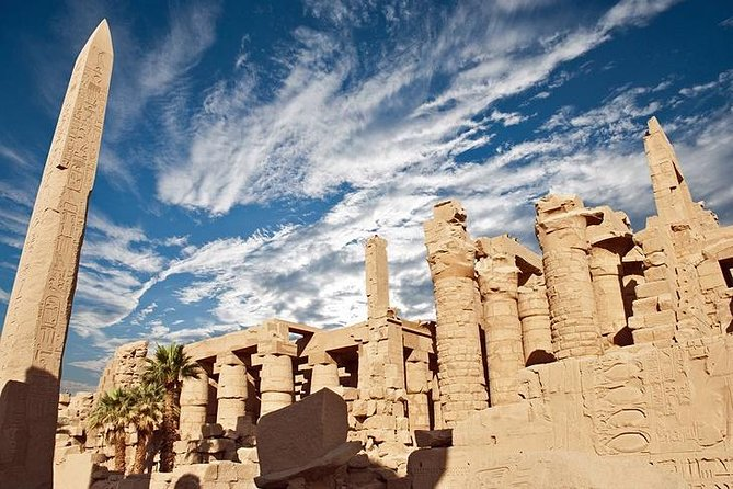 Half Day tour in Luxor East Bank - Karnak and Luxor Temple photo 3