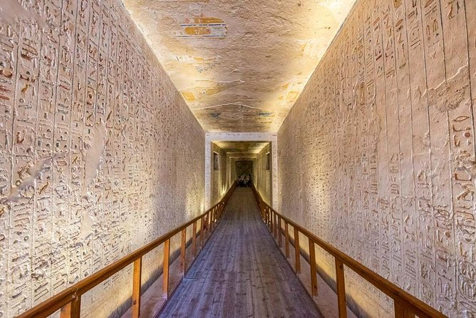 Half Day to Valley of the Kings and Hatshepsut Temple