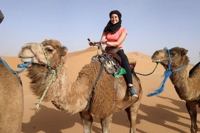 4 days trip MARRAKESH to FEZ with 2 nights in MERZOUGA DESERT photo 1