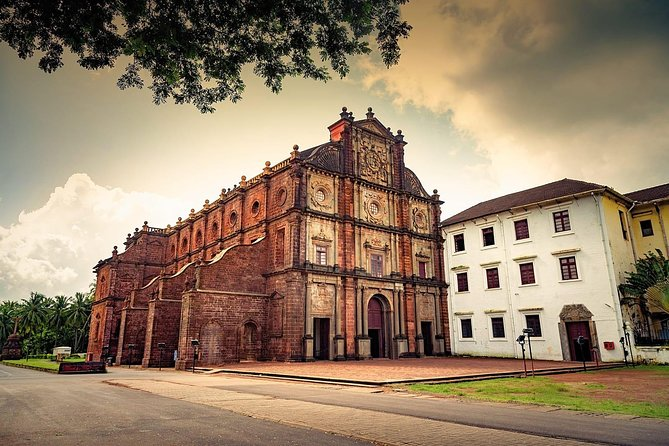 Half-Day Private Tour of Old Goa & Panjim